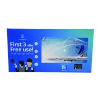 Buy cheap video LCD advertising player made for retail displays, shelving and other POP and POS applications. from wholesalers