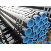Buy cheap GR.B API 5L ASTM A106 SMLS CS Pipes Black Painting from wholesalers