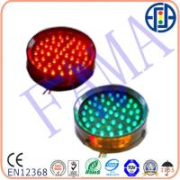 Buy cheap 100mm Red & Green LED Traffic Pixel Cluster from wholesalers
