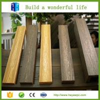 Buy cheap HEYA wpc laminate exterior wall cladding Chinese manufacturer company from wholesalers