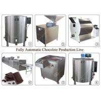 Buy cheap Fully Automatic Industrial Nut Butter Grinder Chocolate Production Line Making Machine from wholesalers