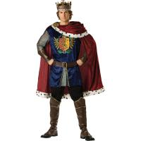 Buy cheap 2016 costumes wholesale high quality fancy dress carnival sexy costumes for halloween party Noble King from wholesalers
