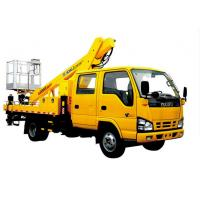 Buy cheap XZJ5069JGK 16m xcmg aerial work platform proportional valve , CE certificate from wholesalers