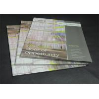 China Colorful Custom Catalog Printing Slivery Hot Stamping , Booklet Printing Services on sale