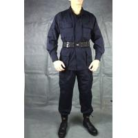 Buy cheap Dark blue Army uniforms from wholesalers