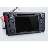 Buy cheap 7 Inch BMW DVD GPS Navigation Multimedia Head Unit With Gps Support TPMS product