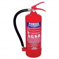 6 kg 40% ABC Dry Powder Fire Extinguisher Safe / Reliable For Factory