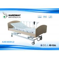 Buy cheap High Low Medicare Approved Hospital Beds With Centrally Controlled Brake System from wholesalers