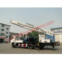 Buy cheap TDZQT400DR Truck Mounted Reverse Circulation Rotary Drill Rig 400m Depth 500mm Diameter from wholesalers