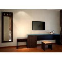 Buy cheap Apartment Hotel Computer Desk Hotel Furnishings Environmental Protection from Wholesalers