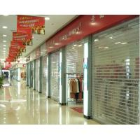 Buy cheap transparent polycarbonate roller shutter door from wholesalers