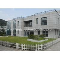 Buy cheap Long Life Construction Steel Frame Industrial Buildings Weather Corrosion Resistant from wholesalers