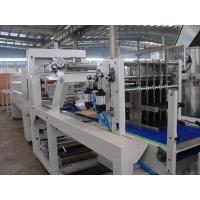 Buy cheap Pallet PE / PVC / POF Automatic Shrink Wrapping Machine For Soft Drink / Liquor from wholesalers