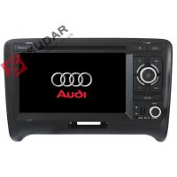 Buy cheap Multi - Touch Screen Double Din Head Unit With Gps And Bluetooth / Tire Pressure Monitoring product