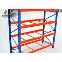 Buy cheap Medium Duty Pallet Rack Decking Epoxy Powder Coated Galvanized Corrosion Protection from wholesalers