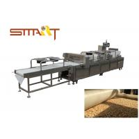 Buy cheap 200 - 300kg / Hr Snack Bar Machine Granola Bar Cutting Auto Type Stainless Steel Made product