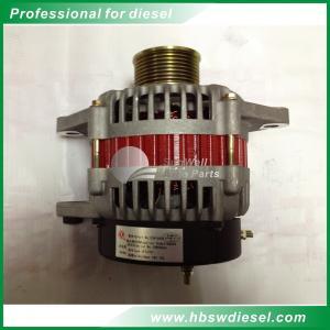Buy cheap 3415691 Diesel Engine Alternator / Metal 6CT Cummins Marine Alternator product