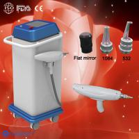 Buy cheap Nd-Yag Laser Tattoo Removal Machine,1064nm and 532 nm Multifunctional Machine on Hot Sales from wholesalers