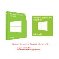 Buy cheap Windows Server 2012 Essentials ROK key code from wholesalers