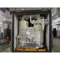 Buy cheap CBO Oxygen Filling System Skid Plant 0.1-0.4 MPa Output Pressure product