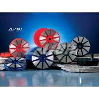 Buy cheap 4 inch Diamond Floor Polishing Pad with 10 segments from wholesalers