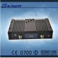 Buy cheap 20/23/27dbm GSM Intelligent mobile single band black Signal Repeater from wholesalers