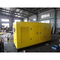 Buy cheap Industrial Power Generator with Soundproof Canopy, Perkins Engine with Leroy Somer Alternator from wholesalers