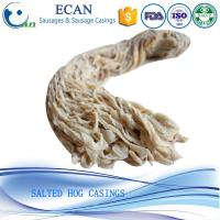 Buy cheap Top Quality Halal Hog Casings Natural Sausage Casings from wholesalers