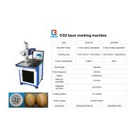 Buy cheap High quality Marking machine Co2 Laser Marking Machine 100W Water Cooled For product