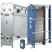 Buy cheap Various Model APV Plate Heat Exchanger Famous Brand Heat Exchange Equipment supplier Application widely in HVAC Industry from wholesalers