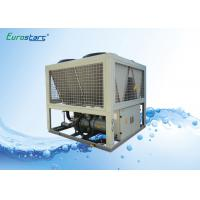 Buy cheap 65 Tons Air Cooled Commercial Water Chiller For Hotels Air Conditioning System from wholesalers