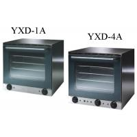Buy cheap Electric Commercial Baking Ovens , Countertop Double Convection Oven Hot Air Ventilation from wholesalers