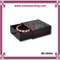 Buy cheap Fancy jewelry paper drawer box/Necklace earring bracelet jewelry gift box ME-ZB004 from wholesalers