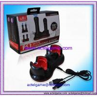 Buy cheap PS3 Move controller dual charge station PS3 game accessory from wholesalers