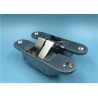 Buy cheap High Security Mortise Mount Invisible Hinge With Riveted Hinge Pin from wholesalers