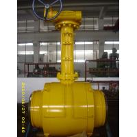 Buy cheap Fully Welded Body Ball Valve from wholesalers