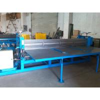Buy cheap Blue Barrel Type Roof Making Machine / Corrugated Sheet Making Machine product