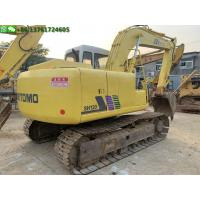 Buy cheap 600mm Track Sumitomo Sh120 12t Used Excavator Machine from wholesalers