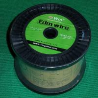 Buy cheap 0.25 EDM Brass Wire For Sodick & Fanuc & Charmilles & Mitsubishi Machines from wholesalers
