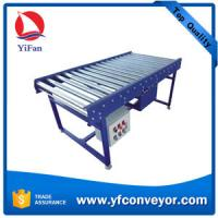 Powered Roller Conveyor System in warehouse, new factory, workshops, etc