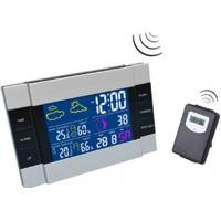 Buy cheap Wireless digital thermometers DH-3346BR with alarm &snooze function and moon phase product