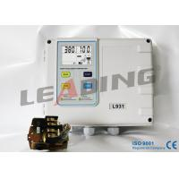 Buy cheap 3 Phase DTMF Based Water Pump Controller With Pump Motor Stalled Protection from wholesalers