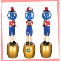 Buy cheap Super Mary Shape Gumball Vending Machine For Boys And Girls Wear Resistant from wholesalers