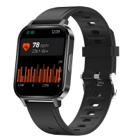 Buy cheap 24 sports Mode Fitness Tracker Smartwatch Q8 Realtek8762 Heart Rate Sleep Monitor from wholesalers