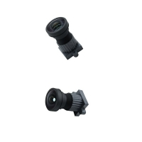 Buy cheap 4.41mm 1/2 2/3  F1.8 Car Camera Lens Wide Angle M12 from wholesalers