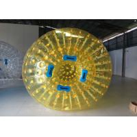 Buy cheap Colorful Outdoor Inflatable Toys , Inflatable Body Zorb Ball Football from wholesalers