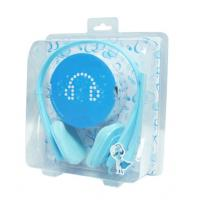 Buy cheap Travel Noise Cancelling Stereo Headphones With Mic Promotional from wholesalers