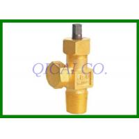 Buy cheap DN 6mm Chlorine Cylinder Tank Valves , model 302 / accept other specification from wholesalers