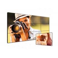 Buy cheap Commercial Digital Signage Video Wall , VGA HDMI Ultra Thin Bezel Video Wall from wholesalers
