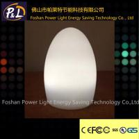Buy cheap Table Lamp Bars Decoration Glowing LED Egg Lamp from wholesalers